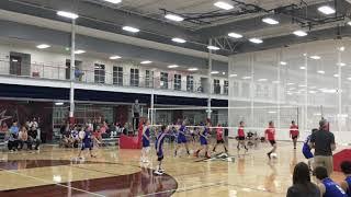 Duncan Henderson Volleyball Highlights