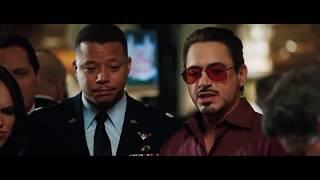 Iron man 2008 - Vtipné scény CZ Dabing