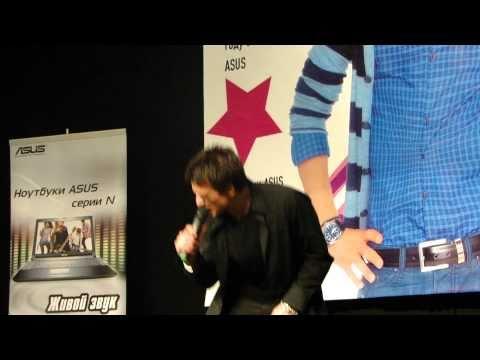 Влад Топалов - Make you mine (live)