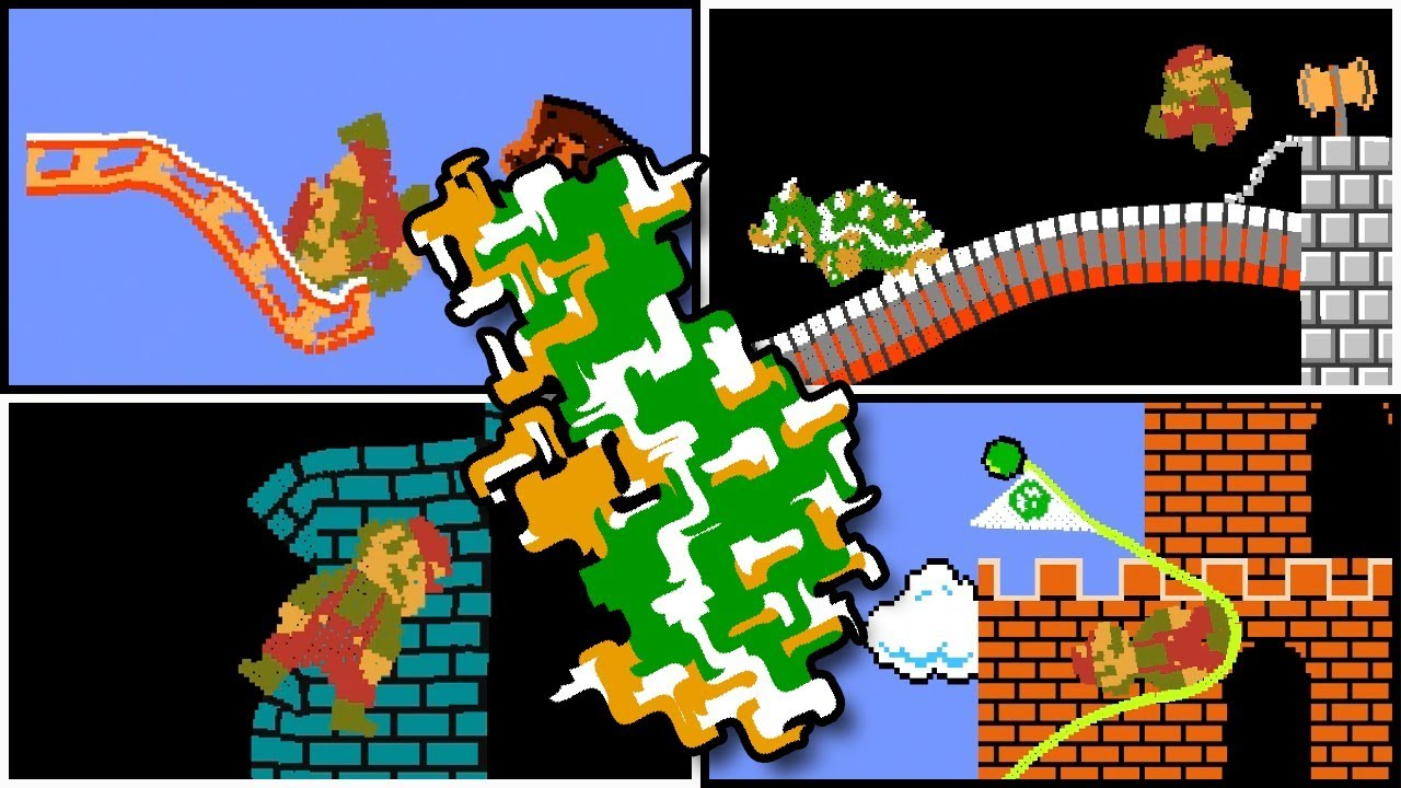 Game Online Super Mario Bros