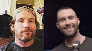 """Corey Taylor Calls Out Adam Levine: """"Go Back To The Voice"""""""
