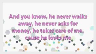 Piece By Piece Idol Version ~ Kelly Clarkson Official Lyrics