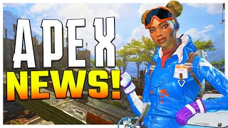 Apex Legends News! Season 6 Trailer + New Teasers + Map Changes!