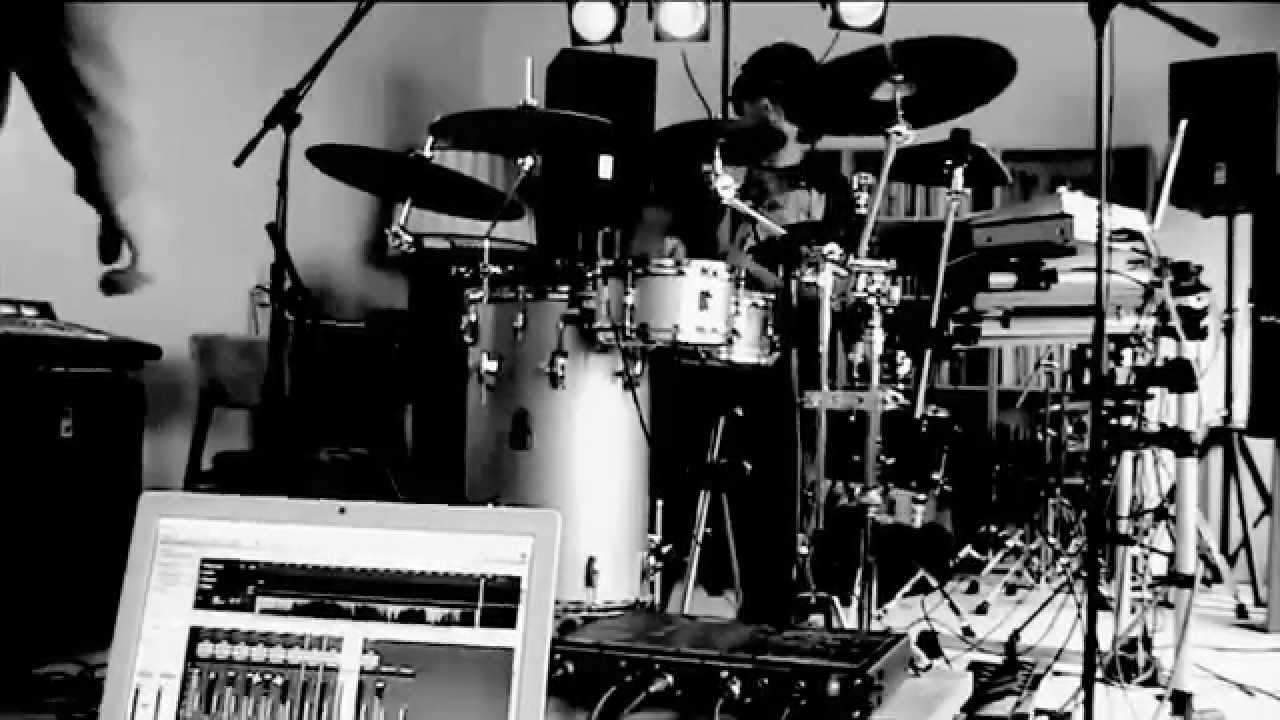 human jungle drum machine ableton live drum n bass 2009 youtube. Black Bedroom Furniture Sets. Home Design Ideas