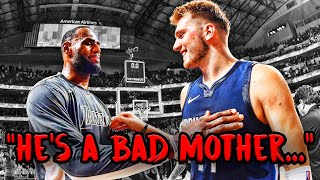 This PROVES Luka Doncic is BETTER than Lebron James at 20 Years Old
