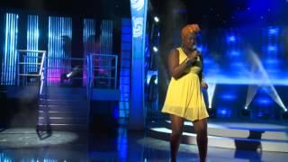 Vodafone Icons: Remix Edition Second Live Show  Titi Performance