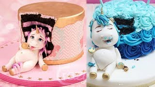People Are Eating Up the New FAT UNICORN CAKE Trend