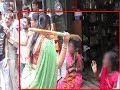 On cam: Women thrashed over allegations of theft in Rajkot