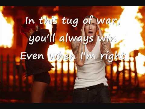 Baixar Rihanna Love The Way you Lie Part 2 ft Eminem Official Lyrics on screen [HQ]