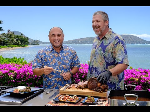 Cooking Hawaiian Style Episode 708 with Mike Gangloff