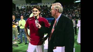 Top 10 Federers Dominance