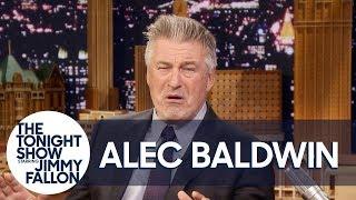 Alec Baldwin Shows Off His Solid Robert De Niro Impression
