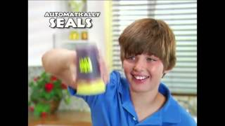 As Seen On TV - Wow Cup - No More Drips - Direct Response Infomercial - 2013