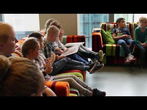 Sfeerimpressie de Bibliotheek Eindhoven