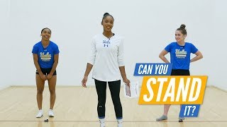 Can You Stand It - Margzetta Frazier vs. Norah Flatley