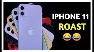 IPHONE 11 PRO MAX ROAST || Introducing iPhone 11 Pro || SAMRAT BHAI