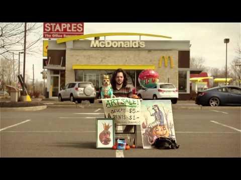 McDonald's Parking Lot Solo Art Show 4/1/2016
