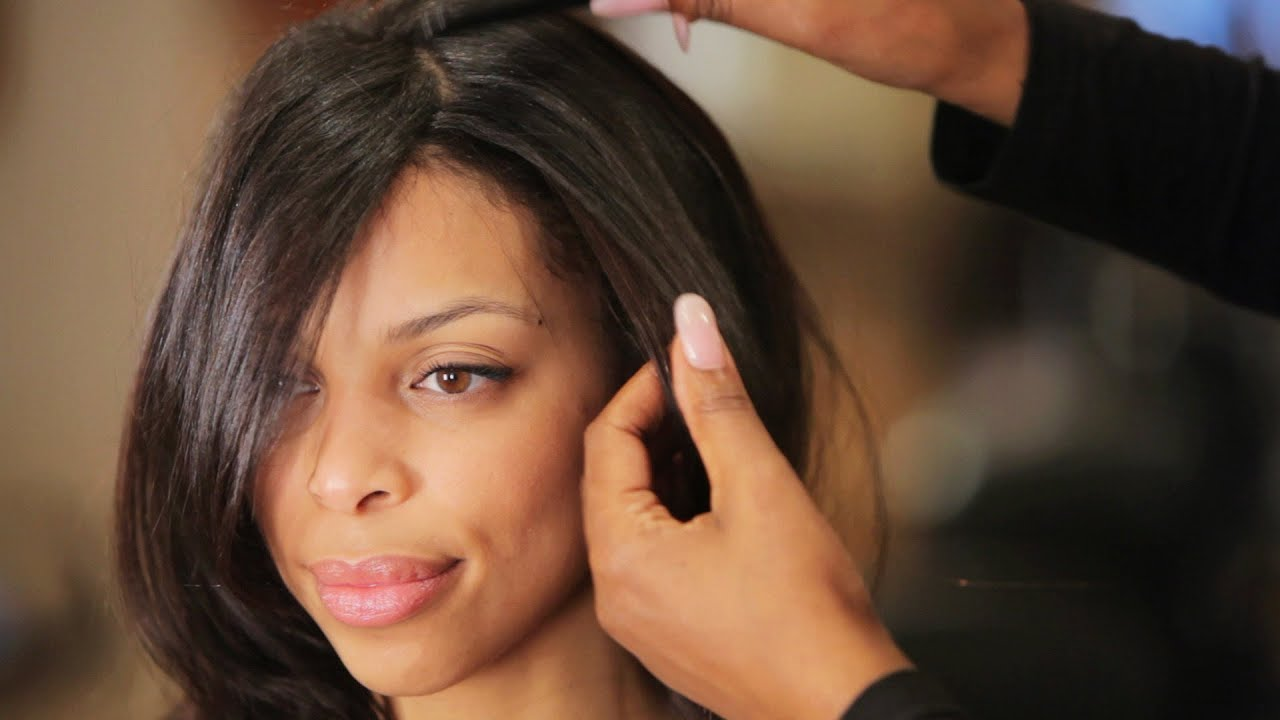 Youtube Hairstyles: How To Attach Clip-In Hair Extensions