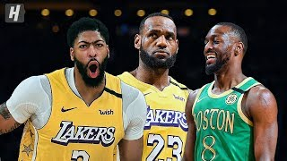 Los Angeles Lakers vs Boston Celtics - Full Game Highlights   January 20, 2020   2019-20 NBA Season