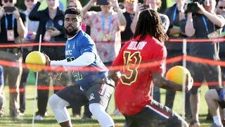 Dodgeball: Pro Bowl Skills Showdown   NFL