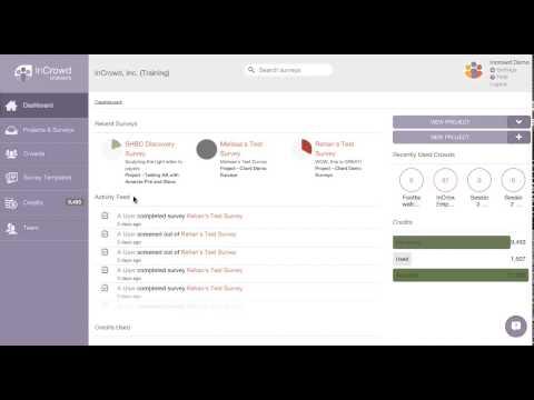 Dashboard  (Intro)