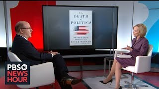 With new book on political divisiveness, former GOP official rings an 'alarm bell'