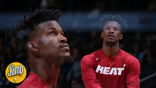 The Heat are the most interesting team going into the NBA trade deadline - Kevin Arnovitz | The Jump