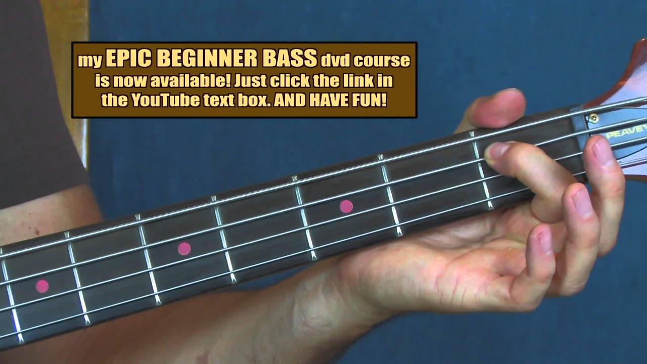 beginner bass guitar lesson polly nirvana new wave youtube. Black Bedroom Furniture Sets. Home Design Ideas