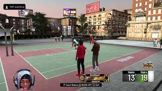 *BEST* POINTFORWARD/DRIBBLEGOD COOKING UP ON NBA2K20