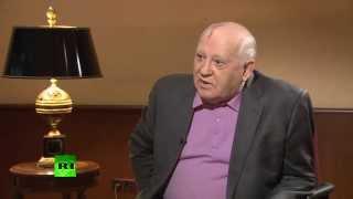 Горбачев: Америке нужна «перестройка»