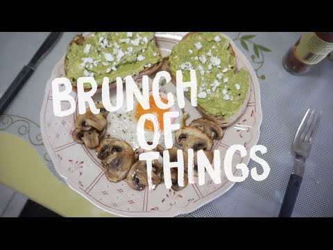 VLOG: Brunch of Things -  28 July, 2016 | MDNBLOG