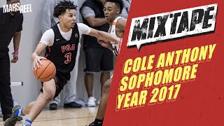 COLE ANTHONY | Official Sophomore Mix - 2017 | Mars Reel