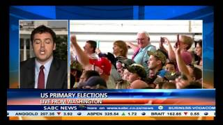 Latest on the US primary elections: John Bevir