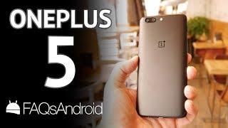 Video OnePlus 5 3UHtTTN1GCk