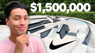 Is Nike's New Skatepark Worth $1.5 Million Dollars?