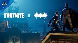 Fortnite x batman :  bande-annonce