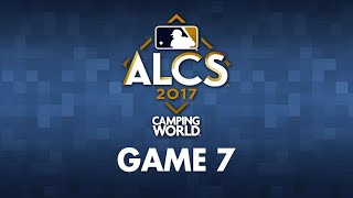 ALCS Game 7 Preview: HOU Astros (Oct. 21)