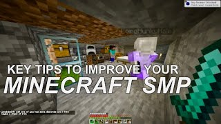 7 KEY TIPS to Making a Successful SMP (Minecraft)
