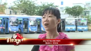 Trợ giúp người khuyết tật đi xe buýt
