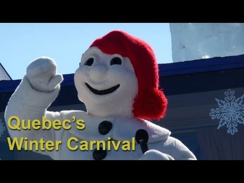 3D Quebec Winter Carnival - Our Next Adventure by AdventureArt