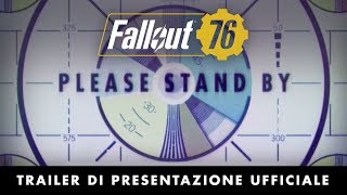 Fallout 76 - Trailer d'annuncio