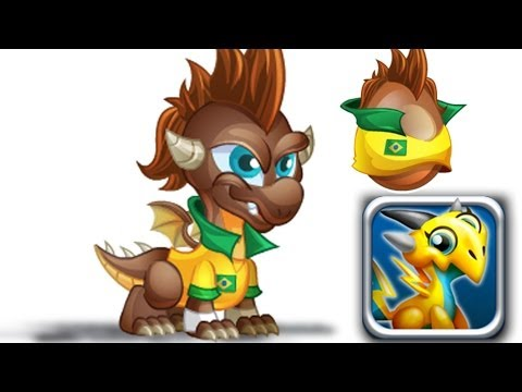 to breed Centipede Dragon 100% Real! Dragon City Mobile! wbangcaHD