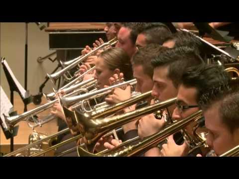 """Jove Banda Simfonica de la FSMCV """"La Mosca"""" de Óscar Navarro"""