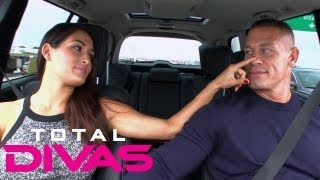 Nikki Bella admits to John Cena she's been fighting with Brie Bella and Daniel Bryan: Total Divas, A