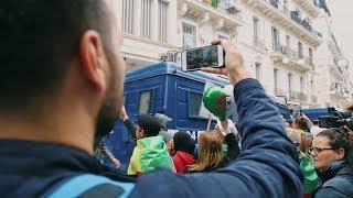 شباب الجزائر بعيون وكاميرا بي بي سي إكسترا     -