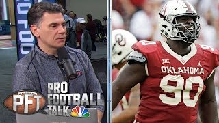NFL Draft 2020: Neville Gallimore adjusted from Canada to Oklahoma | Pro Football Talk | NBC Sports