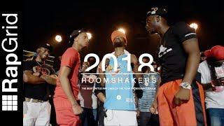 Room Shakers: The Best Battle Rap Lines of 2018