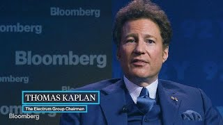 Electrum Group Chairman Thomas Kaplan on The David Rubenstein Show