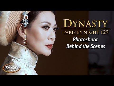 PBN 129 - BTS Dynasty Photoshoot