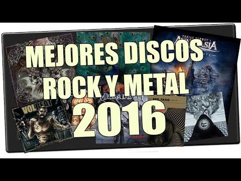 Los 10 mejores discos metal del 2016 (Y los peores) #rock #metal